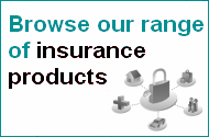 Person Insurance Services - Products Button