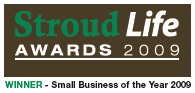 Pearson Insurance Services wins the Stroud Life Awards 2009